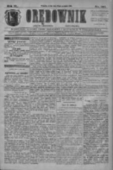Orędownik: najstarsze ludowe pismo narodowe i katolickie w Wielkopolsce 1910.12.21 R.40 Nr291