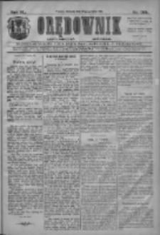 Orędownik: najstarsze ludowe pismo narodowe i katolickie w Wielkopolsce 1910.12.25 R.40 Nr295