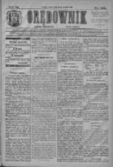Orędownik: najstarsze ludowe pismo narodowe i katolickie w Wielkopolsce 1910.12.28 R.40 Nr296