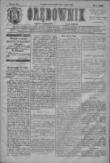 Orędownik: najstarsze ludowe pismo narodowe i katolickie w Wielkopolsce 1910.12.29 R.40 Nr297