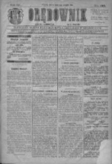 Orędownik: najstarsze ludowe pismo narodowe i katolickie w Wielkopolsce 1910.12.31 R.40 Nr299