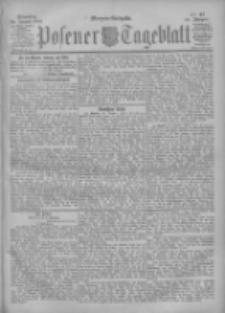 Posener Tageblatt 1901.01.29 Jg.40 Nr47