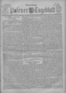 Posener Tageblatt 1901.01.29 Jg.40 Nr48