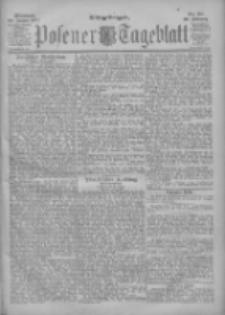 Posener Tageblatt 1901.01.30 Jg.40 Nr50