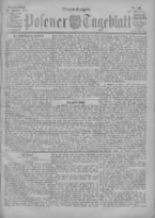 Posener Tageblatt 1901.01.31 Jg.40 Nr51