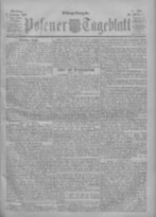 Posener Tageblatt 1901.02.04 Jg.40 Nr58