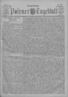 Posener Tageblatt 1901.02.06 Jg.40 Nr62