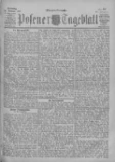 Posener Tageblatt 1901.02.10 Jg.40 Nr69