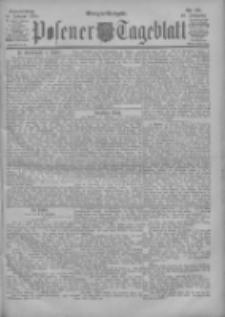 Posener Tageblatt 1901.02.14 Jg.40 Nr75