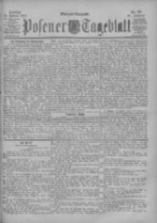 Posener Tageblatt 1901.02.15 Jg.40 Nr77