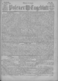 Posener Tageblatt 1901.02.20 Jg.40 Nr85