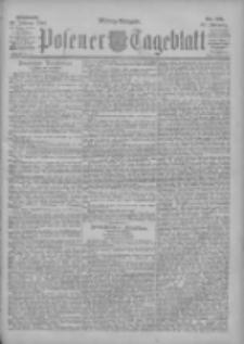 Posener Tageblatt 1901.02.20 Jg.40 Nr86