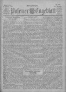 Posener Tageblatt 1901.02.21 Jg.40 Nr88
