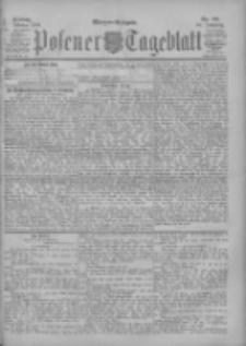 Posener Tageblatt 1901.02.22 Jg.40 Nr89