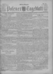 Posener Tageblatt 1901.02.22 Jg.40 Nr90