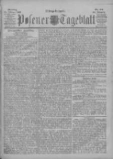 Posener Tageblatt 1901.02.25 Jg.40 Nr94
