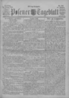 Posener Tageblatt 1901.02.26 Jg.40 Nr96