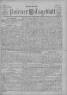 Posener Tageblatt 1901.02.27 Jg.40 Nr97
