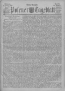 Posener Tageblatt 1901.02.27 Jg.40 Nr98