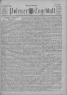Posener Tageblatt 1901.02.28 Jg.40 Nr100