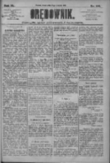Orędownik: pismo dla spraw politycznych i społecznych 1910.08.31 R.40 Nr199