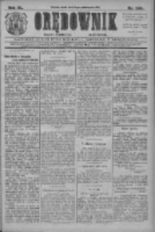 Orędownik: najstarsze ludowe pismo narodowe i katolickie w Wielkopolsce 1910.10.26 R.40 Nr246