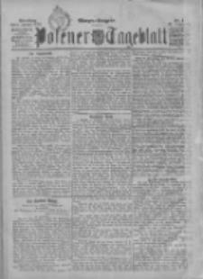 Posener Tageblatt 1895.01.01 Jg.34 Nr1