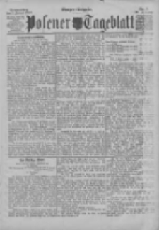 Posener Tageblatt 1895.01.03 Jg.34 Nr3