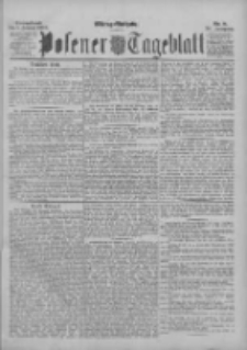 Posener Tageblatt 1895.01.05 Jg.34 Nr8