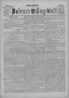 Posener Tageblatt 1895.01.07 Jg.34 Nr10