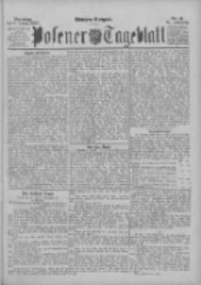 Posener Tageblatt 1895.01.08 Jg.34 Nr11