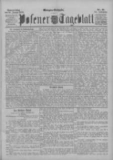 Posener Tageblatt 1895.01.10 Jg.34 Nr15