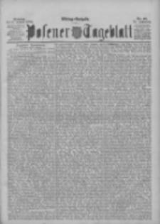 Posener Tageblatt 1895.01.11 Jg.34 Nr18
