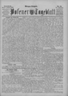 Posener Tageblatt 1895.01.12 Jg.34 Nr19