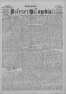 Posener Tageblatt 1895.01.13 Jg.34 Nr21