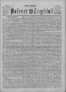 Posener Tageblatt 1895.01.14 Jg.34 Nr22