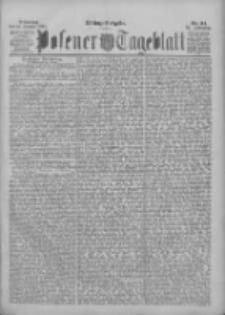 Posener Tageblatt 1895.01.15 Jg.34 Nr24