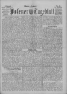 Posener Tageblatt 1895.01.16 Jg.34 Nr25