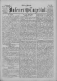 Posener Tageblatt 1895.01.16 Jg.34 Nr26