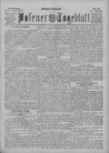 Posener Tageblatt 1895.01.17 Jg.34 Nr27