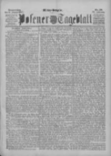 Posener Tageblatt 1895.01.17 Jg.34 Nr28