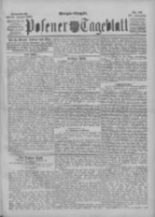 Posener Tageblatt 1895.01.19 Jg.34 Nr31