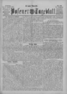 Posener Tageblatt 1895.01.20 Jg.34 Nr33