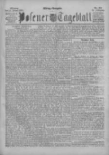 Posener Tageblatt 1895.01.21 Jg.34 Nr34