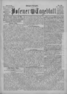 Posener Tageblatt 1895.01.23 Jg.34 Nr37