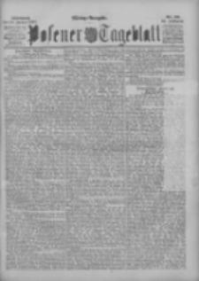 Posener Tageblatt 1895.01.23 Jg.34 Nr38
