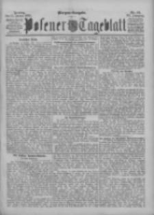 Posener Tageblatt 1895.01.25 Jg.34 Nr41