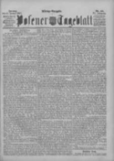 Posener Tageblatt 1895.01.25 Jg.34 Nr42