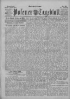 Posener Tageblatt 1895.01.26 Jg.34 Nr43
