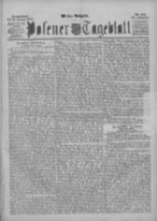 Posener Tageblatt 1895.01.26 Jg.34 Nr44